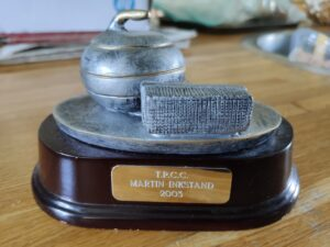 Martin Inkstand Trophy